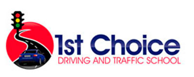 1st Choice Driving School logo