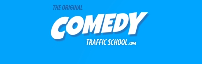 Comedy Traffic School logo