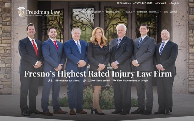 Freedman Law Team