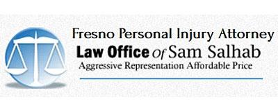 Fresno Personal Injury Attorney Sam Salhab