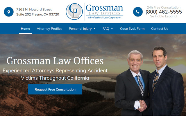 Grossman Experienced Attorneys