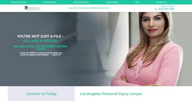 Jennie Levin Legal Help