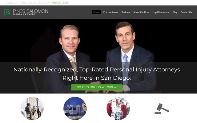 Pines Salomon Injury Lawyers