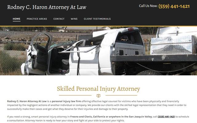 Rodney C, Haron Attorney At Law