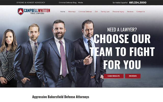 Campbell Whitten law firm
