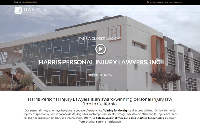 Harris Car Accident Lawyers