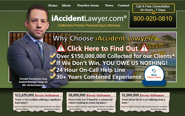 iAccident Lawyer