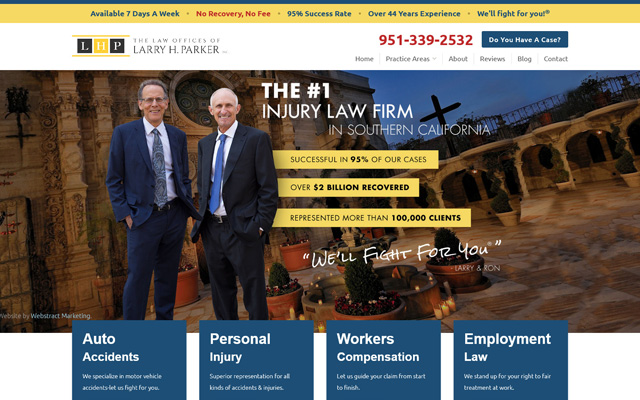Larry H. Parker Injury Attorneys