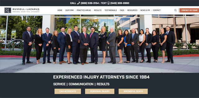 Russell and Lazarus Law Firm